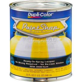 Dupli-Color® Paint Shop Finish System Base Coat Chrome Yellow 32 Oz. Quart - BSP206 - Pkg Qty 2