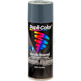 Dupli-Color® Premium Enamel Machinery Gray 12 Oz. Aerosol - DA1612 - Pkg Qty 6