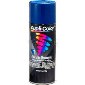 Dupli-Color® Premium Enamel Royal Blue 12 Oz. Aerosol - DA1620 - Pkg Qty 6
