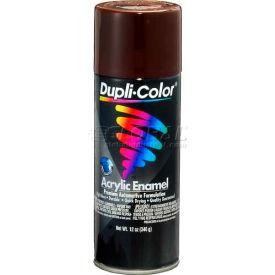 Dupli-Color® Premium Enamel Leather Brown 12 Oz. Aerosol - DA1656 - Pkg Qty 6