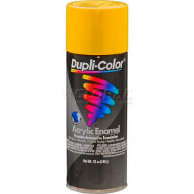 Dupli-Color® Premium Enamel Chrome Yellow 12 Oz. Aerosol - DA1687 - Pkg Qty 6