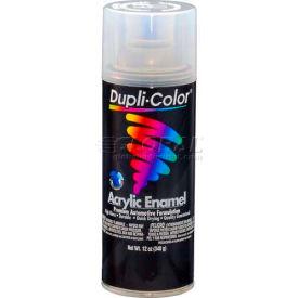 Dupli-Color® Premium Enamel Crystal Clear 12 Oz. Aerosol - DA1692 - Pkg Qty 6