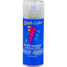 Dupli-Color® Premium Lacquer Clear 12 Oz. Aerosol - DAL1695 - Pkg Qty 6