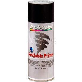 Dupli-Color® Sand Able Primer Black 12 Oz. Aerosol - DAP1698 - Pkg Qty 6