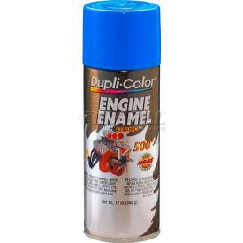 Dupli-Color® Engine Enamel With Ceramic Ford Blue 12 Oz. Aerosol - DE1601 - Pkg Qty 6