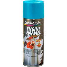 Dupli-Color® Engine Enamel With Ceramic Pontiac Blue 12 Oz. Aerosol - DE1610 - Pkg Qty 6