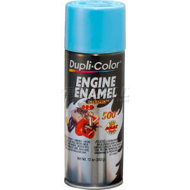 Dupli-Color® Engine Enamel With Ceramic Pontiac Blue Metallic 12 Oz. Aerosol - DE1616 - Pkg Qty 6