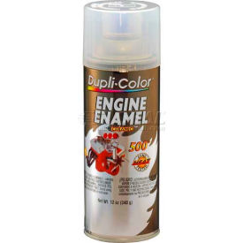 Dupli-Color® Engine Enamel With Ceramic Clear 12 Oz. Aerosol - DE1636 - Pkg Qty 6