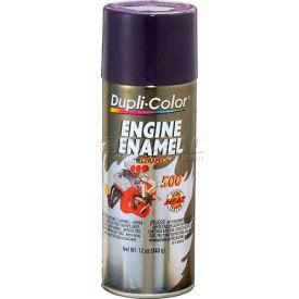 Dupli-Color® Engine Enamel With Ceramic Plum Purple 12 Oz. Aerosol - DE1640 - Pkg Qty 6