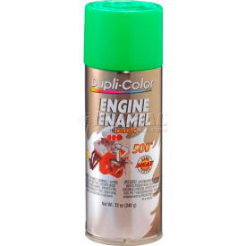 Dupli-Color® Engine Enamel With Ceramic Grabber Green 12 Oz. Aerosol - DE1641 - Pkg Qty 6