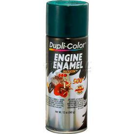 Dupli-Color® Engine Enamel With Ceramic Racing Green 12 Oz. Aerosol - DE1644 - Pkg Qty 6