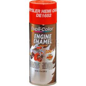 Dupli-Color® Engine Enamel With Ceramic Chrysler Hemi Orange 12 Oz. Aerosol - DE1652 - Pkg Qty 6