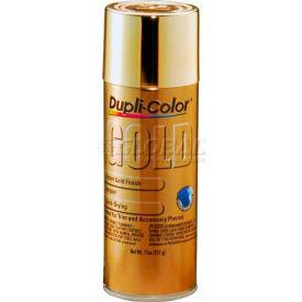 Dupli-Color® Automotive Metallic Coating Gold 11 Oz. Aerosol - GS100 - Pkg Qty 6