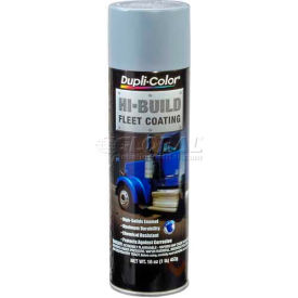 Dupli-Color® Hi-Build Fleet Coating Gray Primer 16 Oz. Aerosol - HB100 - Pkg Qty 6