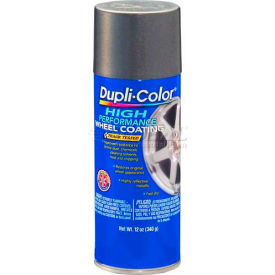 Dupli-Color® Wheel Coating Graphite 11 Oz. Aerosol - HWP102 - Pkg Qty 6