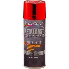 Dupli-Color® Anodized Coating Red Anodized 11 Oz. Aerosol - MC200 - Pkg Qty 6