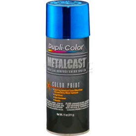 Dupli-Color® Anodized Coating Blue Anodized 11 Oz. Aerosol - MC201 - Pkg Qty 6