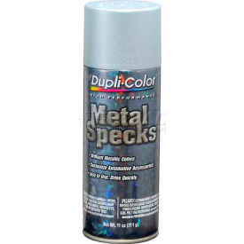 Dupli-Color® Metal Flake Paint Sparkle Silver 11 Oz. Aerosol - MS200 - Pkg Qty 6