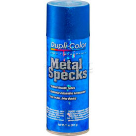 Dupli-Color® Metal Flake Paint Ocean Blue 11 Oz. Aerosol - MS400 - Pkg Qty 6