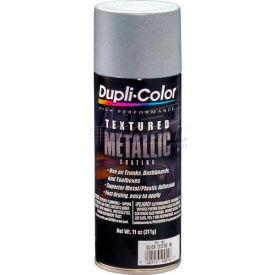 Dupli-Color® Textured Metallic Spray Silver 11 Oz. Aerosol - MX102 - Pkg Qty 6