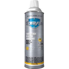 Sprayon LU212 Food Grade Silicone Lubricant - S00212000 - Pkg Qty 12