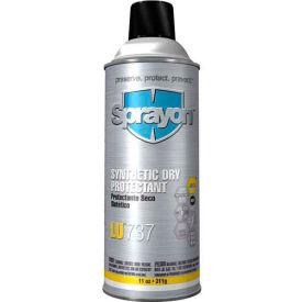 Sprayon LU737 Synthetic Dry Protectant, 11 oz. Aerosol Can - SC0737000 - Pkg Qty 12