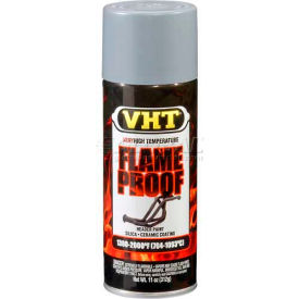 Vht Extreme High Temperature Coating Flat Gray 11 Oz. Aerosol - SP104 - Pkg Qty 6