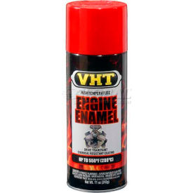 Vht High Temperature Engine Enamel Universal Bright Red 11 Oz. Aerosol - SP121 - Pkg Qty 6
