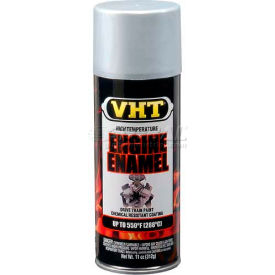 Vht High Temperature Engine Enamel Universal Aluminum 11 Oz. Aerosol - SP127 - Pkg Qty 6