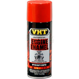 Vht High Temperature Engine Enamel Ford Red 11 Oz. Aerosol - SP152 - Pkg Qty 6