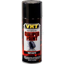 Vht High Temperature Caliper Paint Gloss Black 11 Oz. Aerosol - SP734 - Pkg Qty 6