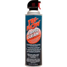 Tri-Flow Rapid Clean Dry Degreaser, 20 oz. Aerosol Accu-Sol Trigger - TF0023008 - Pkg Qty 6