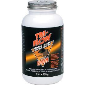 Tri-Flow Food Grade Anti-Seize With P.T.F.E, 9 oz.. Brush Top Jar - TF230151 - Pkg Qty 12