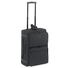 Rolling Dual-Side Notebook/Zippered Suit Carrier