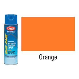 Krylon Industrial Quik-Mark Wb Inverted Marking Chalk Apwa Orange - KWBC03501 - Pkg Qty 12