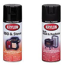 Krylon High Heat Paints