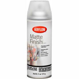 Krylon Crystal Tint Base Graphic Arts Matte Finish - K01311007 - Pkg Qty 6