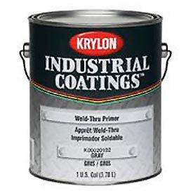 Krylon Industrial Weld-Thru Paint