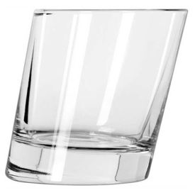 Libbey Glass 11006821 Double Old Fashioned Glass 11.75 Oz., Glassware, Pisa, 12 Pack by