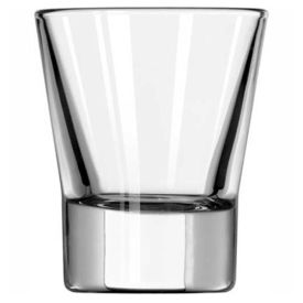 Libbey Glass 11110722 Glass 2.25 Oz., Series V65 Shooter, 24 Pack by