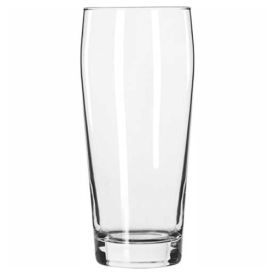 Libbey Glass 14816HT Pub Glass 16 Oz., Glassware, Pub Glasses, 12 Pack by