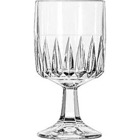 Libbey Glass 15463 Wine Glass 6.5 Oz., Winchester, 36 Pack by