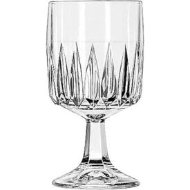Libbey Glass 15464 Wine Glass 8.5 Oz., Winchester, 36 Pack by