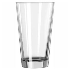 Libbey Glass 1632HT Mixing Glass 18 Oz., Glassware, Restaurant Basics, 24 Pack by