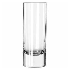 Libbey Glass 1650SR Cordial Glass 2.5 Oz., Sheer Rim, 24 Pack by