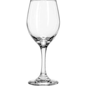 Libbey Glass 3057 Glass Goblet Clear 11 Oz., 24 Pack by