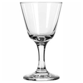 Libbey Glass 3770 Cocktail Glass 4.5 Oz., Embassy, 36 Pack by