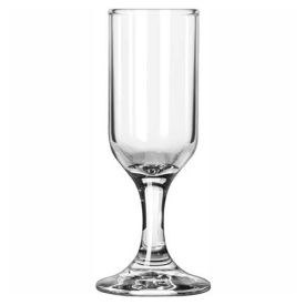 Libbey Glass 3790 Cordial Glass 1.25 Oz., Embassy, 36 Pack by