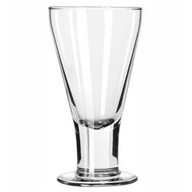Libbey Glass 3821 Glass Goblet 10.5 Oz., Crab-A-Tizer, 36 Pack by