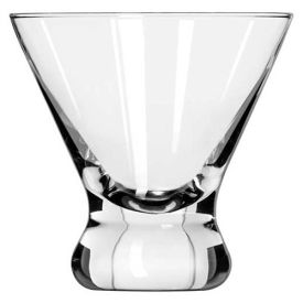 Libbey Glass 400 8 Oz., Cosmopolitan Cocktail Glass, 12 Pack by